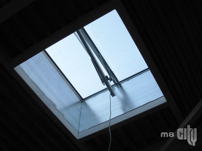 Люки выхода на крышу